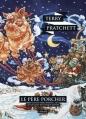 Couverture Les Annales du Disque-Monde, tome 20 : Le Père Porcher Editions L'Atalante (La Dentelle du cygne) 2016