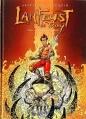 Couverture Lanfeust de Troy, tome 4 : Le paladin d'Eckmül Editions Soleil 1996