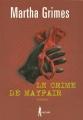 Couverture Jury et Plant, tome 08 : Le crime de Mayfair Editions France Loisirs (Elles noir) 2008
