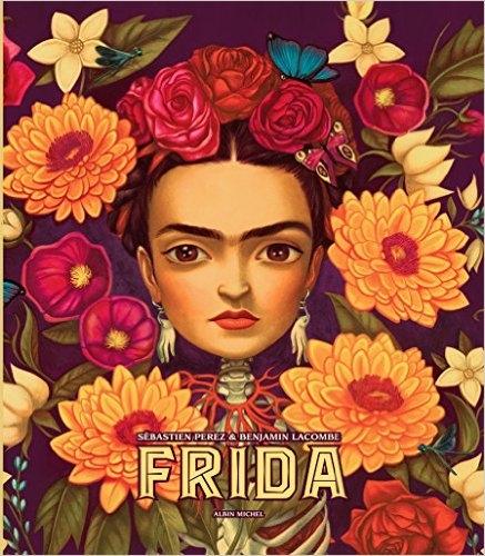 Couverture Frida
