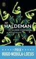 Couverture La guerre éternelle, tome 1 Editions J'ai Lu 2015