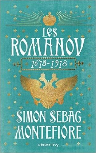 Couverture Les Romanov : 1613-1918