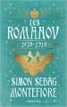 Couverture Les Romanov : 1613-1918 Editions Calmann-Lévy (Documents, Actualités, Société) 2016