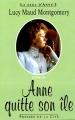 Couverture Anne quitte son île Editions Presses de la cité 1996