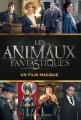 Couverture Les Animaux Fantastiques : Un film magique Editions Gallimard  (Jeunesse) 2016