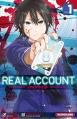 Couverture Real account, tome 01 Editions Kurokawa 2016