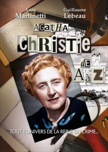 Couverture Agatha Christie de A à Z