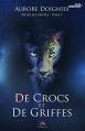 Couverture Entre ses griffes, tome 3 : De crocs et de griffes Editions MxM Bookmark (Romance) 2016