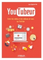 Couverture YouTuber Editions Eyrolles 2016