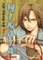 Couverture Le loup de Hinata, tome 1 Editions Kami 2004