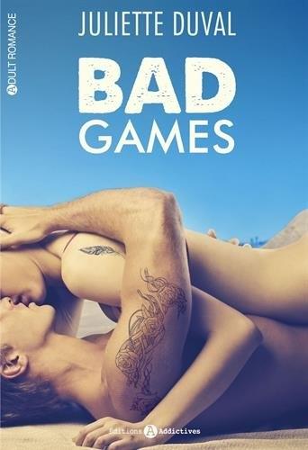 Couverture Bad games, intégrale