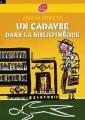 Couverture Un cadavre dans la bibliothèque Editions Le Livre de Poche (Jeunesse) 2007