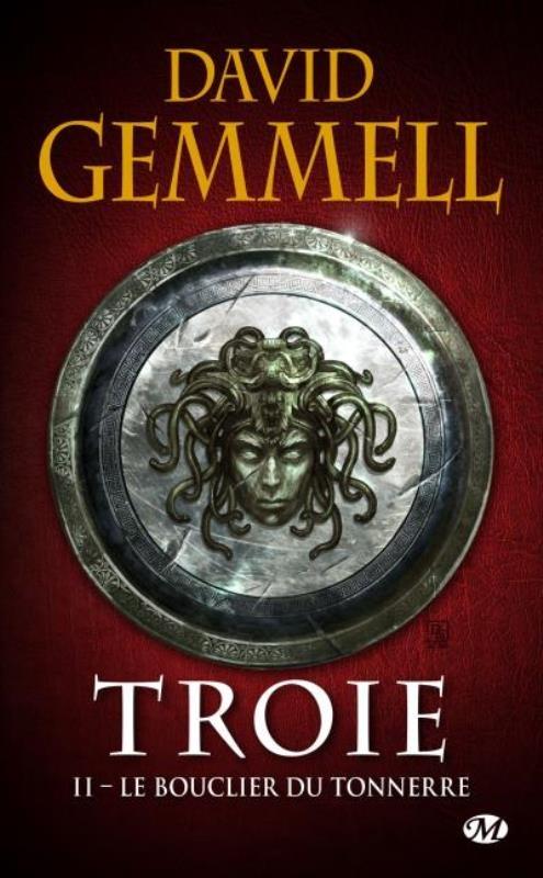 Couverture Troie, tome 2 : Le bouclier du tonnerre