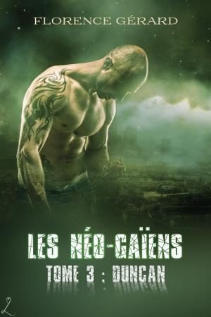 Couverture Les Néo-Gaïens, tome 3 : Duncan