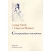 Couverture Correspondance amoureuse Editions Paleo (La collection de sable) 2007