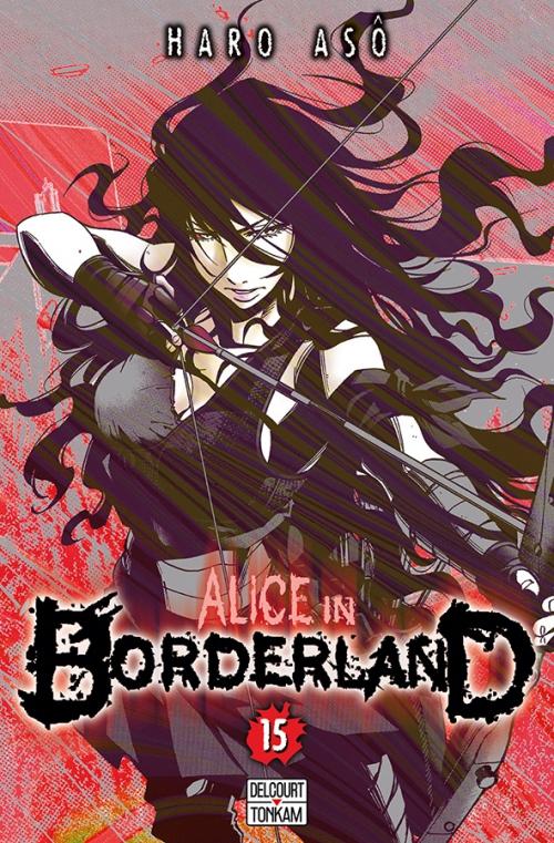 Couverture Alice in Borderland, tome 15