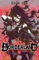 Couverture Alice in Borderland, tome 15 Editions Delcourt-Tonkam (Shonen) 2016