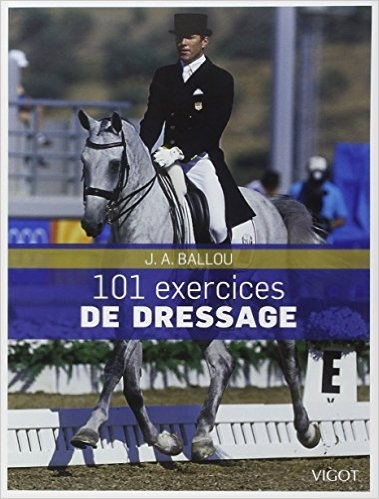 Couverture 101 exercices de dressage