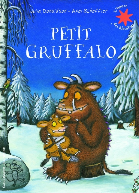 Couverture Petit Gruffalo