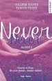 Couverture Never never, tome 2 Editions Hugo & Cie (New Romance) 2016