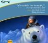 Couverture A la croisée des mondes, tome 1 : Les royaumes du nord Editions Gallimard  (Ecoutez lire - Jeunesse) 2007