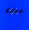 Couverture Bleu : Histoire d'une couleur Editions Seuil 2000