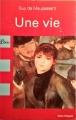 Couverture Une vie Editions Librio 2007