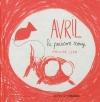 Couverture Avril, le poisson rouge Editions Actes Sud (Junior) 2013