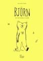 Couverture Björn : Six histoires d'ours Editions Les fourmis rouges 2016