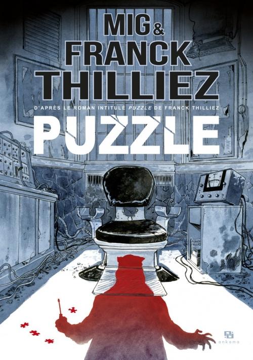 Couverture Puzzle (BD)