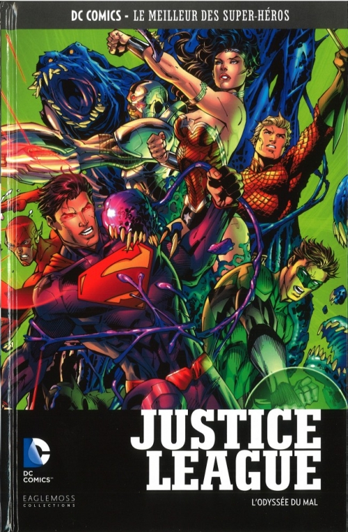 Couverture Justice League (Renaissance), tome 02 : L'odyssée du mal