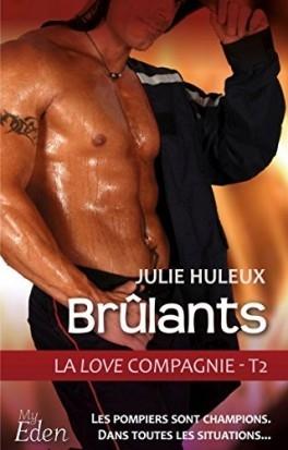 Couverture La love compagnie, tome 2