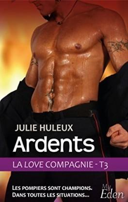 Couverture La love compagnie, tome 3