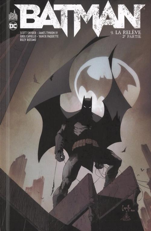 Couverture Batman (Renaissance), tome 09 : La relève, partie 2