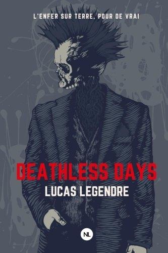 Couverture Deathless days