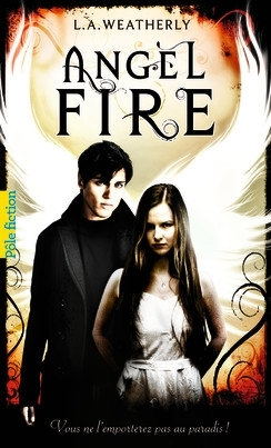 Couverture Angel, tome 2 : Angel Fire