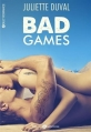Couverture Bad games, intégrale Editions Addictives 2016