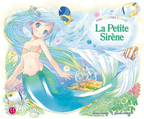 Couverture La Petite Sirène