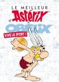 Couverture Le Meilleur d'Astérix et Obélix - Vive le Sport Editions Albert René 2016