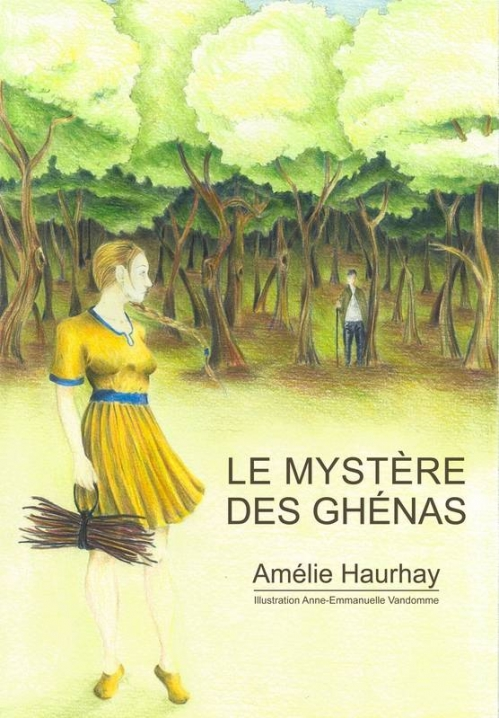 Couverture Le Mystère des Ghénas
