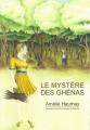 Couverture Le Mystère des Ghénas Editions Librinova 2016