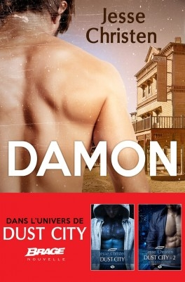 Couverture Dust city, tome 2.5 : Damon