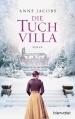 Couverture La villa aux étoffes Editions Blanvalet 2014