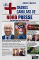 Couverture Les + grands canulars de Nord Presse Editions La Boîte à Pandore 2016