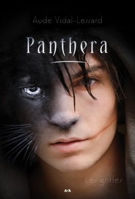 Couverture Panthera, tome 2 : Les griffes