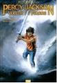 Couverture Percy Jackson (comics), tome 1 : Le Voleur de foudre Editions 12 Bis 2010