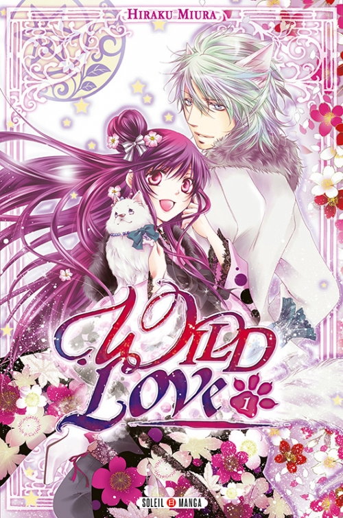 Couverture Wild Love, tome 1