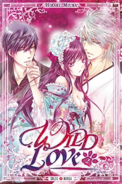 Couverture Wild Love, tome 2