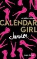 Couverture Calendar girl, tome 01 : Janvier Editions Hugo & cie (New romance) 2017