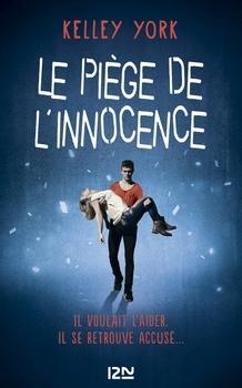 Couverture Le piège de l'innocence
